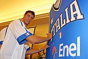 Prersentazione sponsor ENEL a Milano<br /> Angelo Gigli