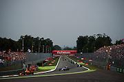 September 4, 2016: Daniel Ricciardo (AUS), Red Bull , Italian Grand Prix at Monza