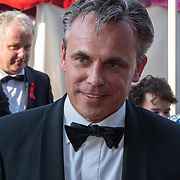 NLD/Amsterdam/201905225 - Amsterdamdiner 2019, staatsecretaris Mark Harbers