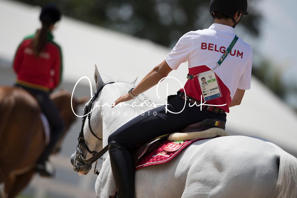 Philippaerts Nicola, BEL, Zilverstar T<br /> Olympic Games Rio 2016<br /> &copy; Hippo Foto - Dirk Caremans<br /> 11/08/16