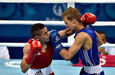 20150622 Baku2015 European Games - Boksning - Frederik Jensen kvartfinale
