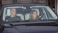 Royals Attend Queen's Christmas Lunch