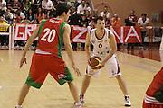 DESCRIZIONE : Ferentino LNP Lega Nazionale Pallacanestro DNA playoff 2011-12 FMC Ferentino Paffoni Omegna<br /> GIOCATORE : Panzini Lorenzo<br /> CATEGORIA : difesa<br /> SQUADRA : FMC Ferentino <br /> EVENTO : LNP Lega Nazionale Pallacanestro DNA playoff 2011-12 <br /> GARA : FMC Ferentino Paffoni Omegna<br /> DATA : 10/05/2012<br /> SPORT : Pallacanestro<br /> AUTORE : Agenzia Ciamillo-Castoria/M.Simoni<br /> Galleria : LNP  2011-2012<br /> Fotonotizia :Ferentino LNP Lega Nazionale Pallacanestro DNA playoff 2011-12 FMC Ferentino Paffoni Omegna<br /> Predefinita :