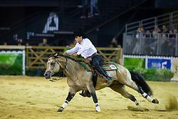 Gilson Vieira Diniz Filho, (BRA), Steppin Off Sparks - Individual Final Comptetition - Alltech FEI World Equestrian Games™ 2014 - Normandy, France.<br /> © Hippo Foto Team - Leanjo De Koster<br /> 30-08-14
