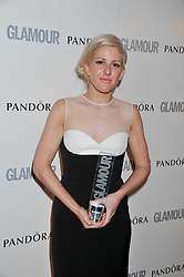 ELLIE GOULDING at the Glamour Women of The Year Awards 2011 held in Berkeley Square, London W1 on 7th June 2011.