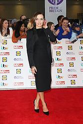 Victoria Pendleton, Pride of Britain Awards, Grosvenor House Hotel, London UK. 28 September, Photo by Richard Goldschmidt /LNP © London News Pictures
