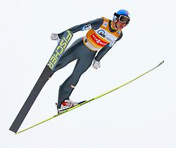 13.02.2013, Vogtland Arena, Kingenthal, GER, FIS Ski Sprung Weltcup, im Bild Gregor Schlierenzauer, Oesterreich // during the FIS Skijumping Worldcup at the Vogtland Arena, Kingenthal, Germany on 2013/02/13. EXPA Pictures © 2013, PhotoCredit: EXPA/ Eibner/ Ingo Jensen..***** ATTENTION - OUT OF GER *****