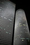 Azrieli Towers, Tel Aviv, Israel
