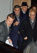 &copy;www.agencepeps.be/ F.Andrieu- A Rolland - France - Paris -<br /> 20140212 - Avant premi&egrave;re &quot;The Monuments Men&quot; UGC Normandie &agrave; Paris en pr&eacute;sence de Georges Clooney, Matt Damon, Bill Muray, John Goodman, Bob Balaban.<br /> Pics: Georges Clooney