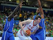 DESCRIZIONE : Vilnius Lithuania Lituania Eurobasket Men 2011 Second Round Turchia Francia Turkey France<br /> GIOCATORE : Omer Asik<br /> SQUADRA : Turchia Turkey<br /> EVENTO : Eurobasket Men 2011<br /> GARA : Turchia Francia Turkey France<br /> DATA : 07/09/2011 <br /> CATEGORIA : palleggio<br /> SPORT : Pallacanestro <br /> AUTORE : Agenzia Ciamillo-Castoria/T.Wiendesohler<br /> Galleria : Eurobasket Men 2011 <br /> Fotonotizia : Vilnius Lithuania Lituania Eurobasket Men 2011 Second Round Turchia Francia Turkey France<br /> Predefinita :