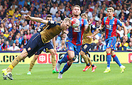 Crystal Palace v Arsenal 16/08/2015