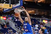 DESCRIZIONE : Berlino Eurobasket 2015 Islanda Italia<br /> GIOCATORE : Marco Cusin<br /> CATEGORIA : schiacciata<br /> SQUADRA : Italia<br /> EVENTO : Eurobasket 2015<br /> GARA : Islanda Italia<br /> DATA : 06/09/2015<br /> SPORT : Pallacanestro<br /> AUTORE : Agenzia Ciamillo&shy;Castoria/M.Longo<br /> Galleria : Eurobasket 2015<br /> Fotonotizia : Berlino Eurobasket 2015 Islanda Italia