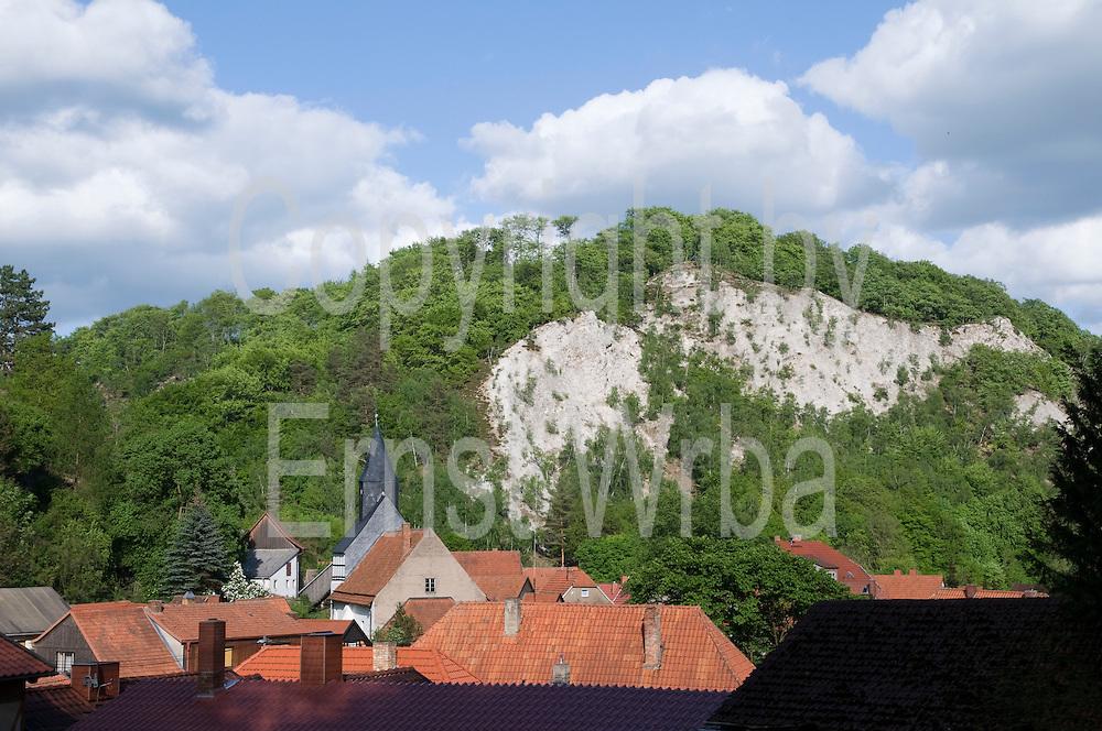 Questenburg, Ostharz, Harz, Sachsen-Anhalt, Deutschland   Questenburg, eastern Harz, Harz, Saxony-Anhalt, Germany