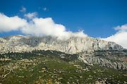 Greece, Delphi Landscape