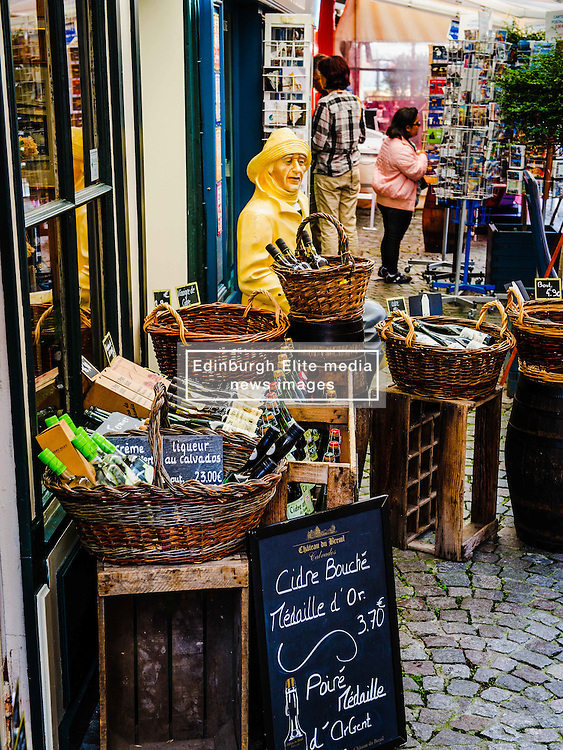 Shop in Honfleur, France