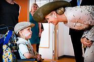 Koningin Máxima verricht dinsdagmiddag 5 juni 2018 de officiële opening van het Prinses Maxima Centr