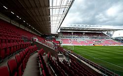 Ashton Gate Stadium  - Mandatory by-line: Joe Meredith/JMP - 30/04/2016 - FOOTBALL - Ashton Gate Stadium - Bristol, England - Bristol City v Huddersfield Town - Sky Bet Championship