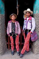 Guatemala, jeunes garçon a Todos Santos de Cuchumatan. // Guatemala, young boy at Todos Santos de Cuchumatan.