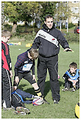 Saracens MasterClass at Hemel Hempstead RFC. 28-10-08. U10s and U11s