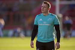December 9, 2018 - Limerick, Ireland - Rory Scannell of Munster during the Heineken Champions Cup Round 3 match between Munster Rugby and Castres Qlympique at Thomond Park Stadium in Limerick, Ireland on December 9, 2018  (Credit Image: © Andrew Surma/NurPhoto via ZUMA Press)