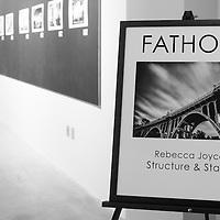 Fathom Gallery Reception