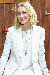 AU_1408866 - Sydney, AUSTRALIA  -  Naomi Watts has returned to Sydney for a good cause - to support the Ronald McDonald House foundation. The mother-of-two told AAP that the McDonald's' houses allow families with sick children 'some sense of routine' while they are treated for their illness.<br />