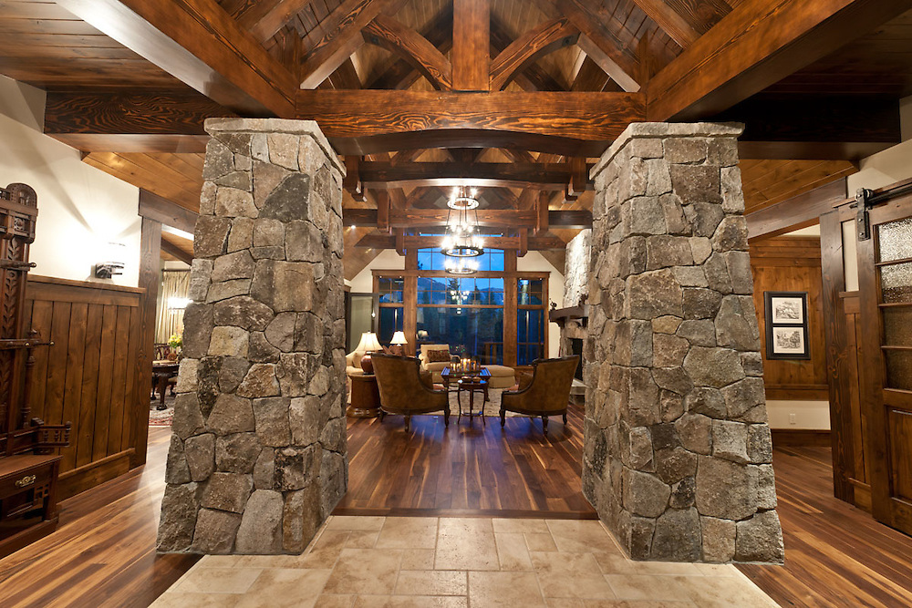 Residential Home 84 Martis Camp by Walton Architecture and Engineering, Truckee, CA