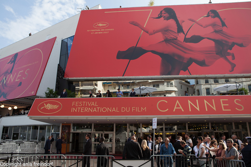 Cannes 70 Film Festival, France, 2017