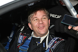 14.02.2015, Karlstad, Karlstad, SWE, FIA, WRC, Schweden Rallye, im Bild Henning Solberg (Henning Solberg/Ford Fiesta RS WRC) // during the WRC Sweden Rallye at the Karlstad in Karlstad, Sweden on 2015/02/14. EXPA Pictures © 2015, PhotoCredit: EXPA/ Eibner-Pressefoto/ Bermel<br /> <br /> *****ATTENTION - OUT of GER*****