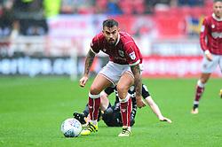 Marlon Pack of Bristol City - Mandatory by-line: Dougie Allward/JMP - 21/10/2017 - FOOTBALL - Ashton Gate Stadium - Bristol, England - Bristol City v Leeds United - Sky Bet Championship