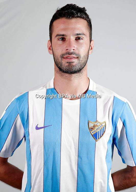 Spain - Liga BBVA 2015-2016 / <br /> ( Malaga C.F. ) - <br /> Flavio Nunes Ferreira