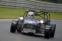 #89 Bruce Wilson Caterham Csr Superlight 2300 during the CSCC Meteor Suspension Open Series at Oulton Park, Little Budworth, Cheshire, United Kingdom. October 15 2016. World Copyright Peter Taylor/PSP. <br /> Copy of publication required for printed pictures.  Every used picture is fee-liable. http://archive.petertaylor-photographic.co.uk