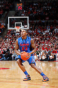 COLUMBUS, OH - NOVEMBER 15: Brad Beal #23 of the Florida Gators sets to shoot during the game against the Ohio State Buckeyes at Value City Arena on November 15, 2011 in Columbus, Ohio. Ohio State won 81-74. (Photo by Joe Robbins) *** Local Caption *** Brad Beal