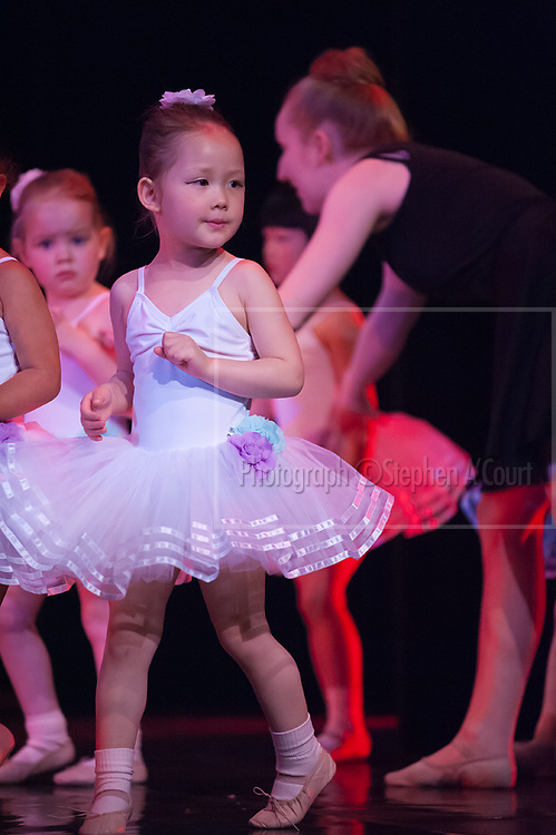 Wellington, NZ. 5.12.2015. From the Wellington Dance & Performing Arts Academy end of year stage-show 2015. Little Show, Saturday 10.15am. Photo credit: Stephen A'Court.  COPYRIGHT ©Stephen A'Court