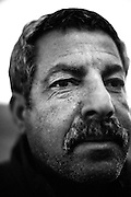 Atta Sa&rsquo;adat, is a farmer too, he lost every hope, he wanders in his abandoned fields until dusk, he don't want to stay home and fight with his wife and sons. Awad Hani Shabat is a farmer, his fields are in the Beit Hanun area in the buffer zone, just next to the israeli border. In the past years IDF tanks and bulldozers have time after time flattered his cultivations under the 500 meters from the separation barriers even if the official limit buffer zone starts at 100 meters. After the 21st November 2012 ceasefire the UN reports that 4 palestinians has been mild in that area and 123 wounded by the israeli forces and many olives and citrus fruits were flattered.<br /> Awad lives in total poverty and he don't has the money to cultivate fews eggplants because he can't afford a pump for the water nor a wire net. He suffer from a chronic depression, he can't see any solution to his condition and he is abandoning his fields and the cultivations. He suffers from insomnia and when he sleeps he has frequent nightmares, he dreams that the tanks and the bulldozers are destroying his cultivations again.