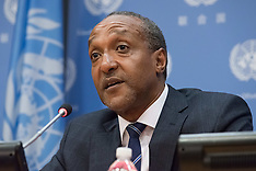 New York: Kenyan Amb to UN blasts UN report on S Sudan, 3 Nov. 2016
