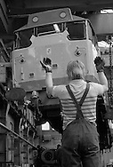 British Rail Engineering Ltd, Doncaster.