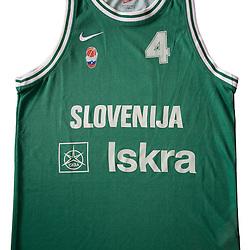 20090327: Basketball - Jerseys of Slovenian National team