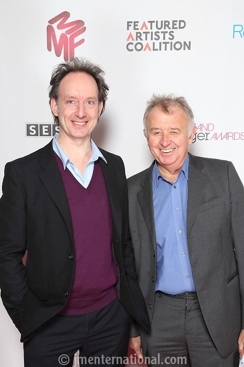 The Artist and Manager Awards 2012, held at The Troxy, London. Tuesday, Nov.27, 2012 (Photo/John Marshall JME)