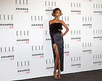 Jourdan Dunn, ELLE Style Awards 2016, Millbank London UK, 23 February 2016, Photo by Richard Goldschmidt