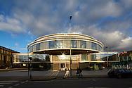 Blavatnik School of Government, Oxford University. Architects Herzog + d'Meuron