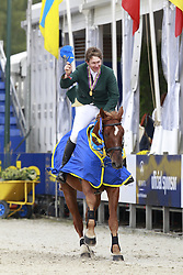 McMahon Clement (IRL) - NLS Coole Al Clover<br /> FEI World Breeding Jumping Championships for Young Horses 2010<br /> © Hippo Foto - Leanjo de Koster