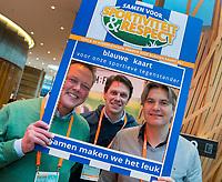 UTRECHT - Blauwe kaart, sportiviteit & respect,  Nationaal Hockey Congres van de KNHB, COPYRIGHT KOEN SUYK