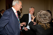 PETER SNOW; DAVID DAVIS; BARONESS HELENA KENNEDY QC, Vanity Fair, Baroness Helena Kennedy QC and Henry Porter launch ' The Convention on Modern Liberty'. The Foreign Press Association. Carlton House Terrace. London. 15 January 2009 *** Local Caption *** -DO NOT ARCHIVE-© Copyright Photograph by Dafydd Jones. 248 Clapham Rd. London SW9 0PZ. Tel 0207 820 0771. www.dafjones.com.<br /> PETER SNOW; DAVID DAVIS; BARONESS HELENA KENNEDY QC, Vanity Fair, Baroness Helena Kennedy QC and Henry Porter launch ' The Convention on Modern Liberty'. The Foreign Press Association. Carlton House Terrace. London. 15 January 2009