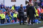 Bristol City FC manager Stephen Lansdown during the EFL Sky Bet Championship match between Sheffield Wednesday and Bristol City at Hillsborough, Sheffield, England on 22 December 2019.
