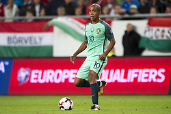September 3, 2017 - Budapest, Hungary - Joao Mario of Portugal during the FIFA World Cup 2018 Qualifying Round match between Hungary and Portugal at Groupama Arena in Budapest, Hungary on September 3, 2017  (Credit Image: © Andrew Surma/NurPhoto via ZUMA Press)