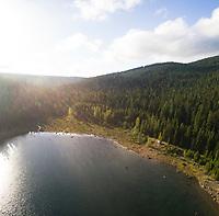 Clear Lake, Oregon.