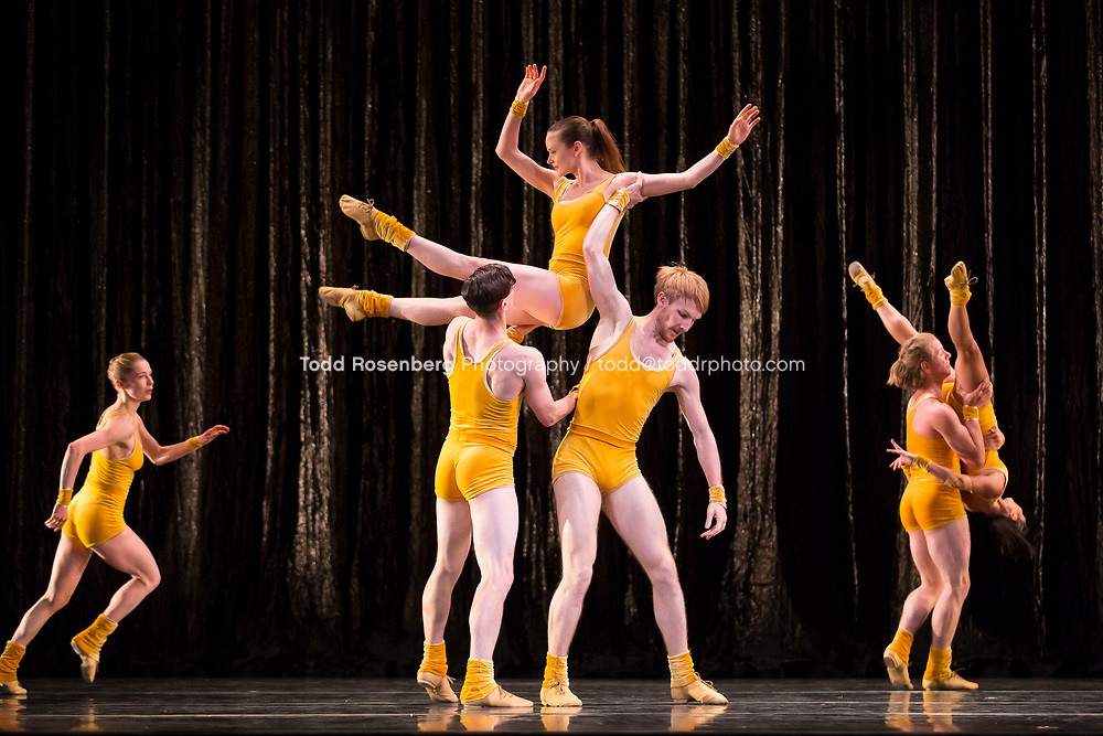 6/6/17 3:00:26 PM --  Chicago, IL<br /> Hubbard Street Dance Chicago<br /> Summer Series Tech<br /> &quot;The Golden Section&quot; by Twyla Tharp<br /> <br /> &copy;&nbsp;Todd Rosenberg Photography 2017
