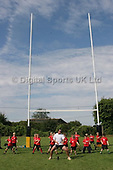 Winning Try, Summer Camp. Tring RFC. 25-08-2006
