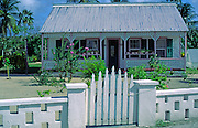 Ginger Bread house, Grand Cayman, Cayman Islands, British West Indies,